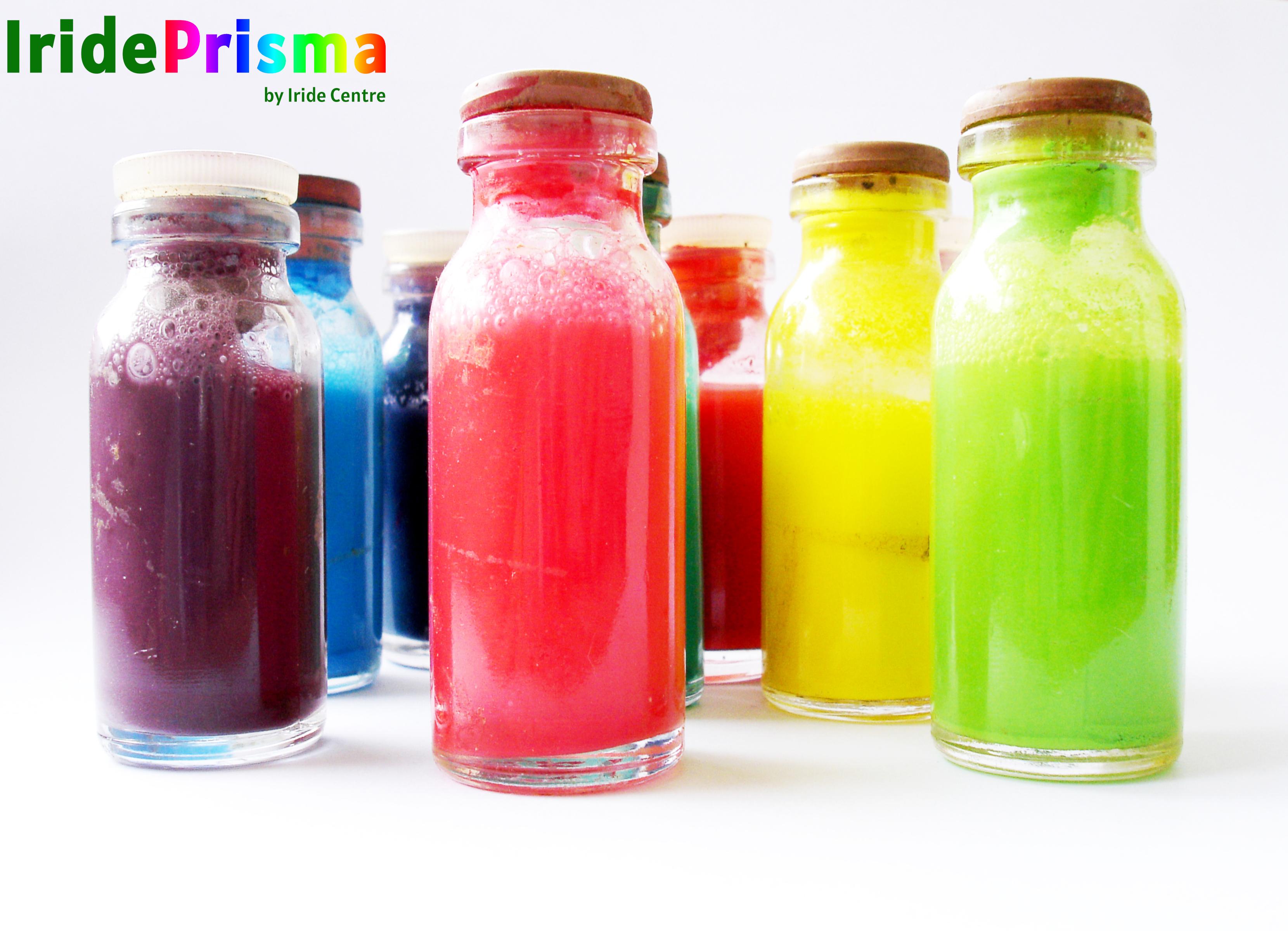 1 Kontrola kvality barev pro různá průmyslová odvětví