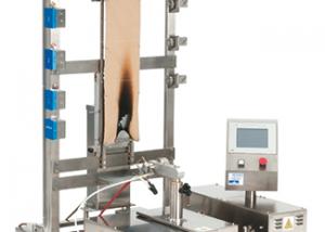 ISO flammability lab