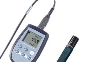 Psicrometro-elettronico